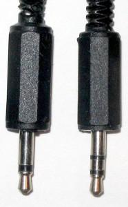 mini jack mono vs stereo